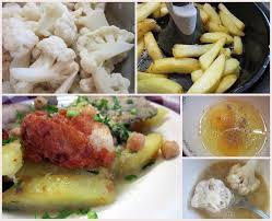 cuisine choux fleur chou fleur en sauce blanche cuisine algerienne amour de cuisine