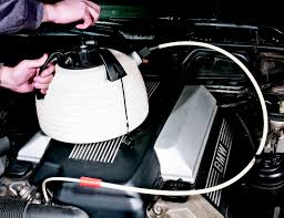 easy to use diy oil change vacuum saves money and the environment