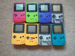 list of colours nintendo u0027s always had the funkiest color palette for its consoles
