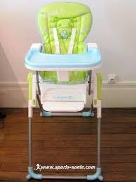 chaise haute b b occasion intéressant salon idées d et chaise haute bébé occasion le bon