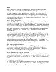 Approach Lighting System Chapter 3 Task Findings Contractor U0027s Final Report For Acrp Rrd
