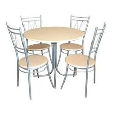 stainless steel table and chairs steel dining table set stainless steel dining table set