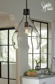 ashley furniture pendant lighting our avalbane glass pendant l is sure to be a classic piece you ll