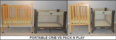 Porta Crib Mattress Size Rent A Crib Or A Pack N Play