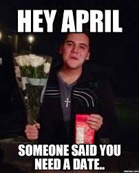 April Meme - april meme