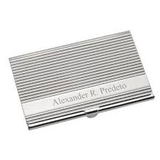 Modern Business Card Case Personalized Business Card Holders Pocket Business Card Cases