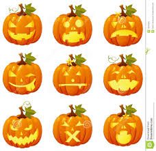 jackolantern screensavers jack o lantern icon set royalty free stock image image 10844346