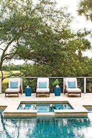 Poolside Designs Sparkling Pools Southern Living