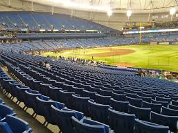 Royals Stadium Map Sports Road Trips Miami Marlins At Tampa Bay Rays June 15 16 2012