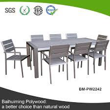 B M Garden Furniture Wood Plastic Composite Furniture Wood Plastic Composite Furniture