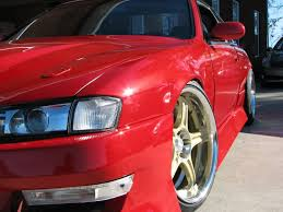 documention of body work and paint job on an s14 nissan 240sx forums