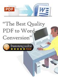 best pdf to word converter free convert pdf to editable word documents