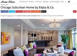 Interior Design Firms Chicago Thank You Home Adore U2013 Edyta U0026 Co Interior Design Chicago