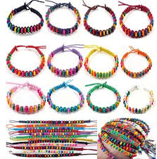 bracelet free friendship images 120pcs 12colors wholesale lots beads braid handmade fashion jpg