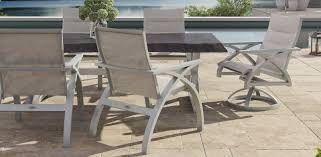 Ventura Patio Furniture by Ventura Collection Castelle Luxury Outdoor Furniture