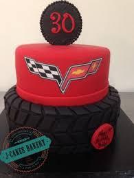 corvette birthday corvette birthday cake bd birthday cakes