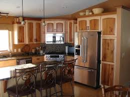 2 Tone Kitchen Cabinets Excellent Two Toned Kitchen Cabinets Home Designs
