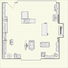 workshop floor plan valine