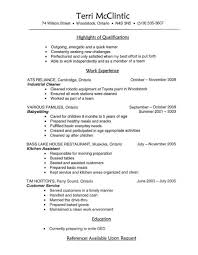 Tim Hortons Resume Sample by Resume Skills Work Independently Unforgettable Industrial