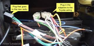 upgrading a car radio for a toyota corolla 8 steps