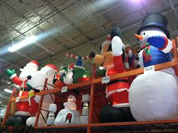 Outdoor Christmas Decorations Home Depot The Day After Turkey Aka Black Friday Long Island Daily Photo