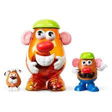 Potato Head Kit Toy Story Hasbro Potato Head Classic Container Assorted Big