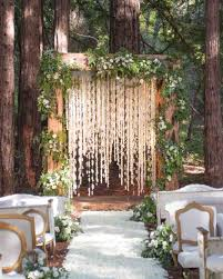 from fern covered chandeliers to wild vine bouquets the latest