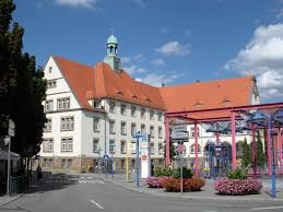 Bad Cannstatt Bahnhof Stuttgart Feuerbach