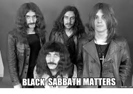 Black Sabbath Memes - black sabbath matters memes com black meme on me me