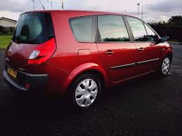 7 seater renault grand 1 5 diesel manual in very clean condition