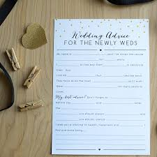 guestbook for wedding pack of 10 alternative wedding guestbook questionnaires by