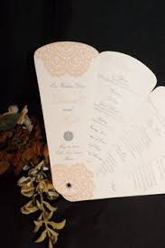 sle wedding program inspired wedding program fans programs placecards