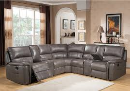 Sectional Sofas Sacramento Amax Sacramento Leather Reclining Sectional Reviews Wayfair