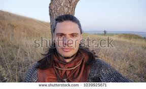 viking warrior hair medieval warrior hair stock images royalty free images vectors