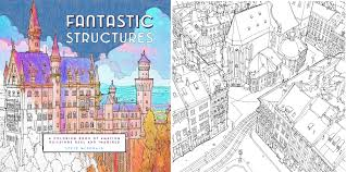 design coloring book 10 awesome coloring books for architecture and design lovers curbed