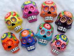 sugar skull molds can you see why polymer clay is a medium for sugar skulls