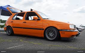 orange volkswagen gti proyecto vw golf gti mk3 página 4 car pinterest golf