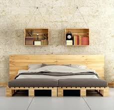 bed frame with lights debonair storage large bamboo for storage compact terracotta