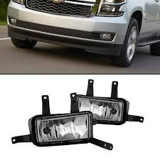 2017 chevy tahoe fog light kit amazon com remarkable power fl7075 2015 2016 2017 chevy tahoe