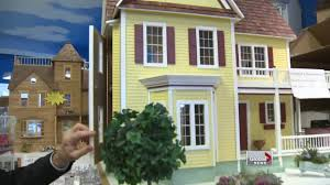 tour of the little dollhouse company youtube