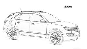exotic cars printable coloring pages kids