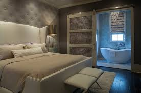 15 exceptional ideas for modern bedroom design with open bathroom
