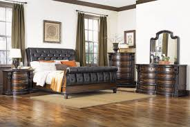 King Sleigh Bedroom Sets by Cabernet King Sleigh Bed