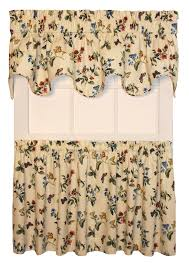 Butterfly Kitchen Curtains by Bj U0027s Country Charm Country Kitchen Curtains Country Curtains