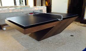 pool and ping pong table catalina pool table by mitchell exclusive billiard designs shown