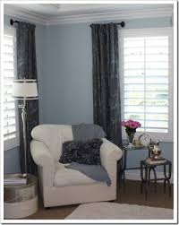 Short Curtains For Living Room by Using Towel Bars As Short Curtain Rods Might Work For My Wall Of