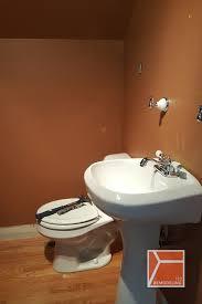 How Much To Add A Bathroom by Before U0026 After Half Bath To Full Bath