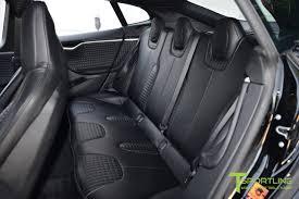 black tesla model s 1 0 custom ferrari black interior u2013 tagged