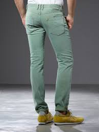 Mint Colored Skinny Jeans Green Jeans For Men Jeans Am