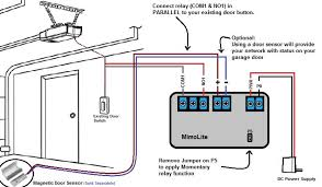 liftmaster wiring diagram sensors induction cooker circuit diagram